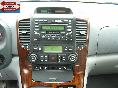 Kia Car Radios, Speakers and Amplifiers, Removal, Replacement and Installation
