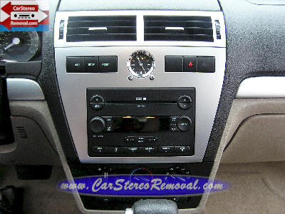 Mercury Car Stereos, Speakers and Amplifier Removal, Replacement and Installation