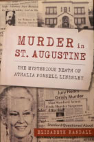 Murder in St. Augustine - Athalia Ponsell Lindsley