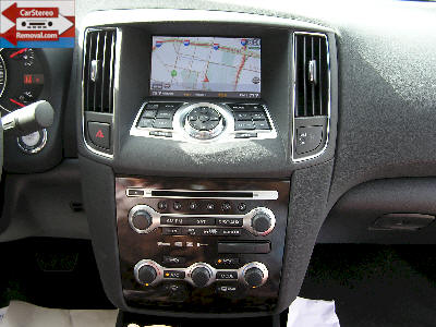 Nissan Bose Car Stereo, Speakers and Amplifier Removal, Repair and Install