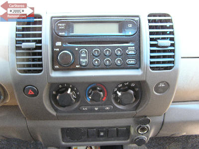 Nissan Car Radio, Speakers, Tweeters, Sub woffer and Amplifier Removal, Replacement and Installation